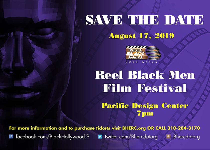Reel Black Men Film Festival - August 17, 2019