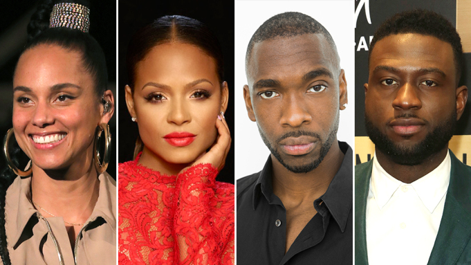 Black Hollywood Education Resource Center Alicia Keys Producing Netflix Romantic Comedy Starring Christina Milian Jay Pharoah Sinqua Walls